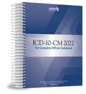 ICD-10-CM 2022: The Complete Official Codebook